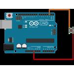 Arduino Урок 2 – Подключаем кнопку и светодиод