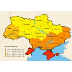 Эффективность солнечных коллекторов в Украине