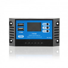 Контроллер для солнечных батарей 10A