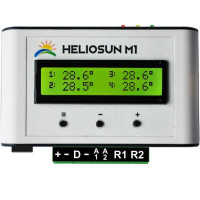 Контроллер солнечного коллектора HelioSun M1